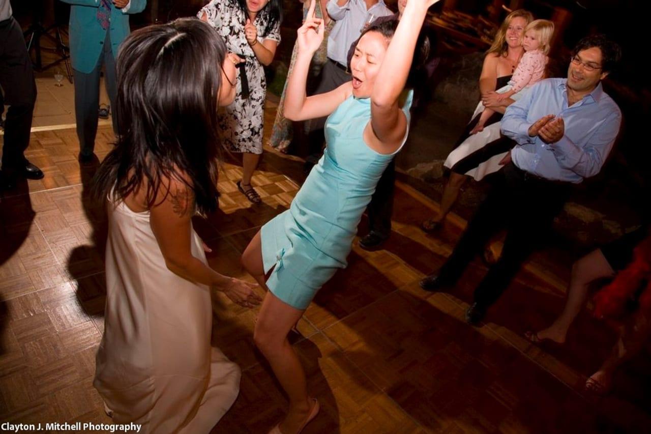 Rosylyn Rhee dancing