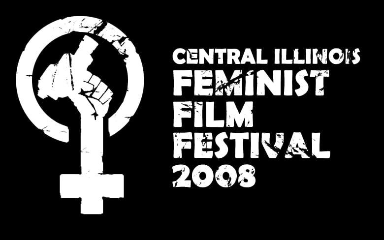 Central Illinois Feminist Film Festival Logo