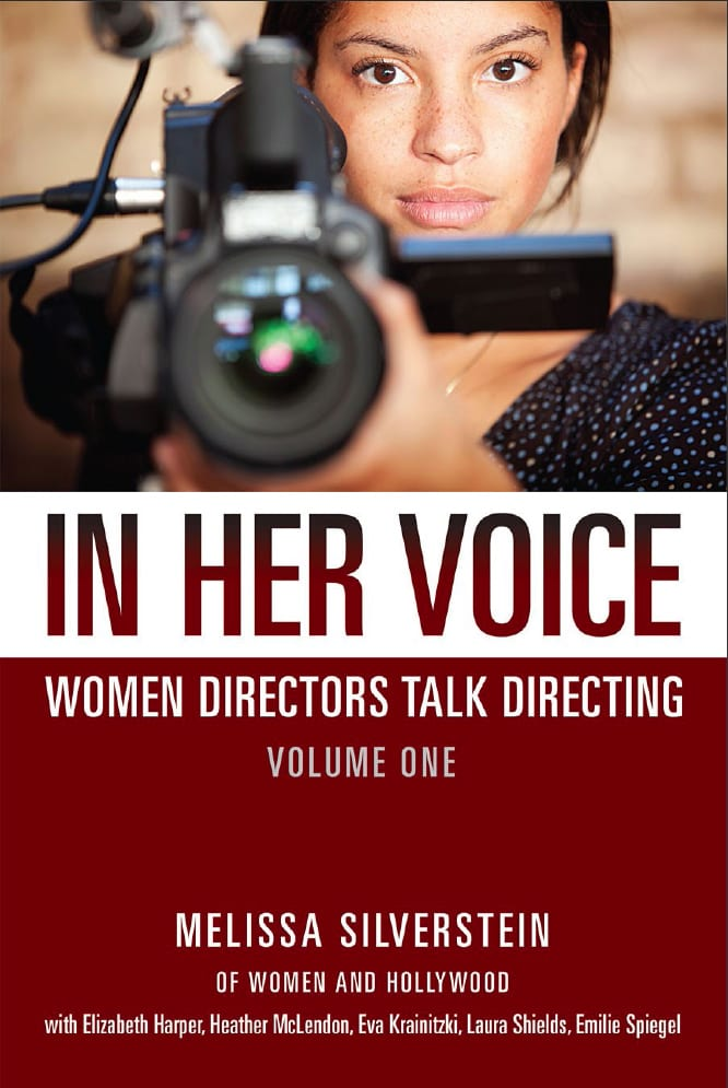 Book Cover For In Her Voice