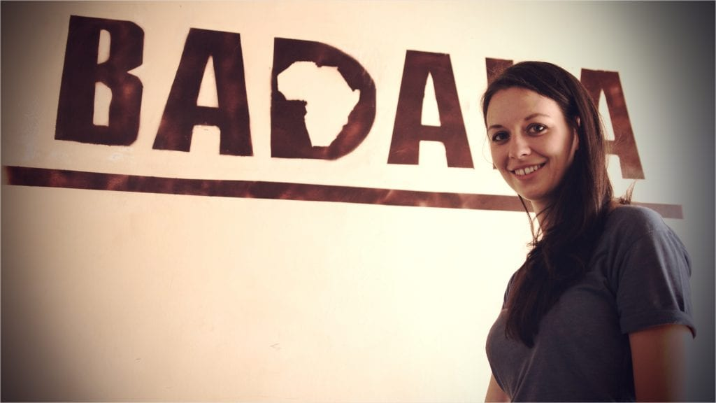 Joelle founded Badala at the age of 17.