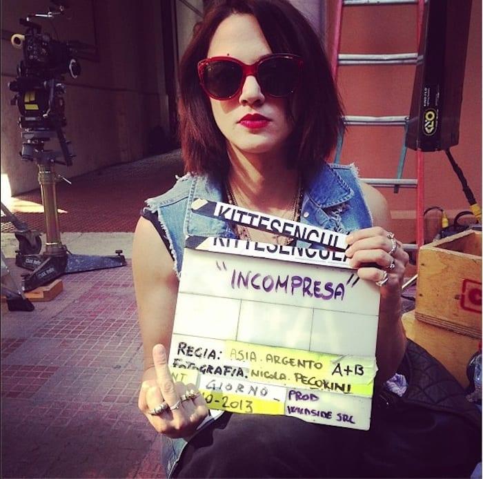 Asia Argento directs Misunderstood