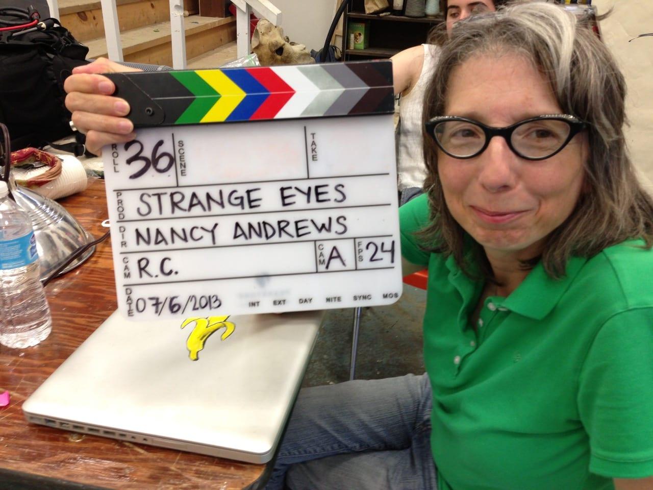 Nancy With The Final Slate.