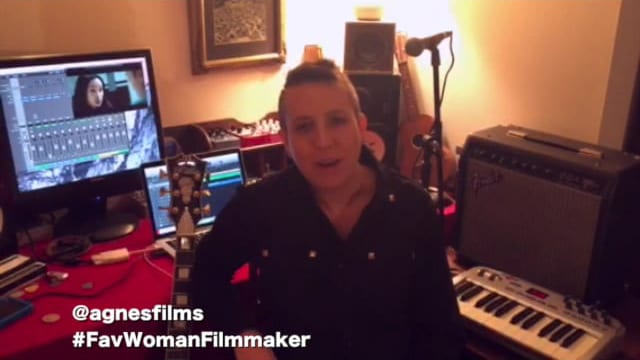 #FavWomanFilmmaker Wednesday Video