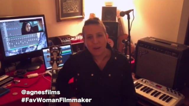 #FavWomanFilmmaker Wednesday Video