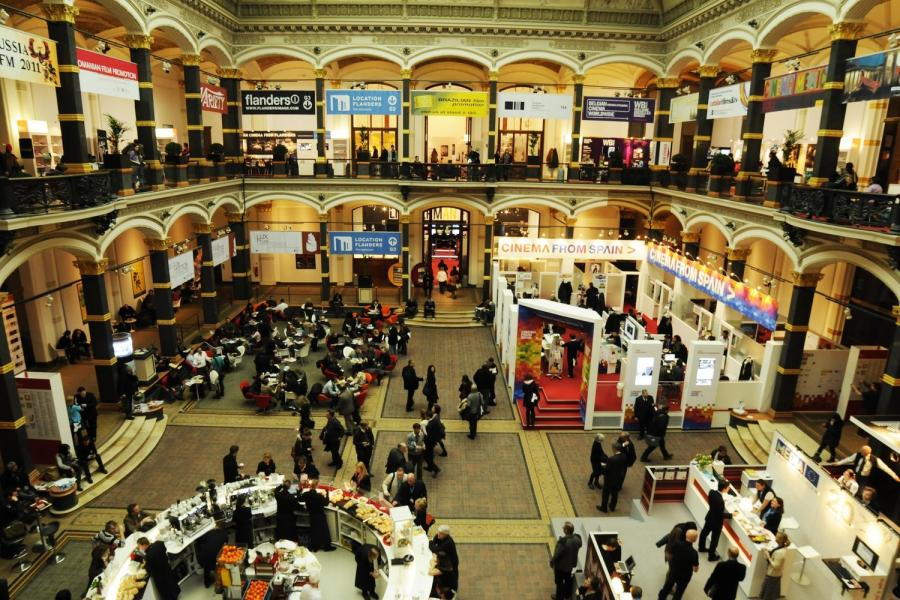 The European Film Market That Runs With The Berlin Film Festival.