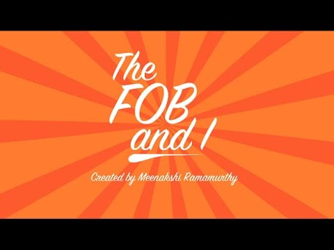 Women Directed Web Series The Fob And I Seeking Followers