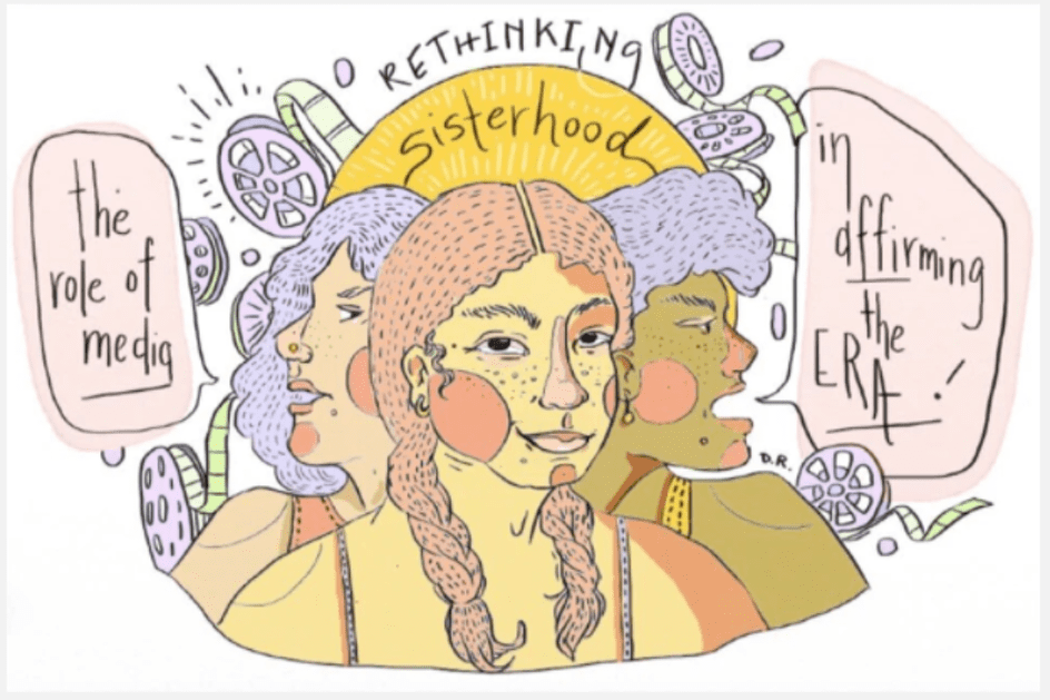 "Join The Fight To Pass The ERA With The ""Rethinking Sisterhood"" Webinar Series"